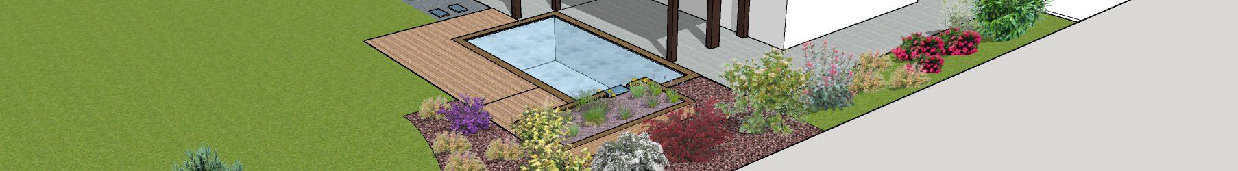 Projet de petite baignade naturelle en Alsace