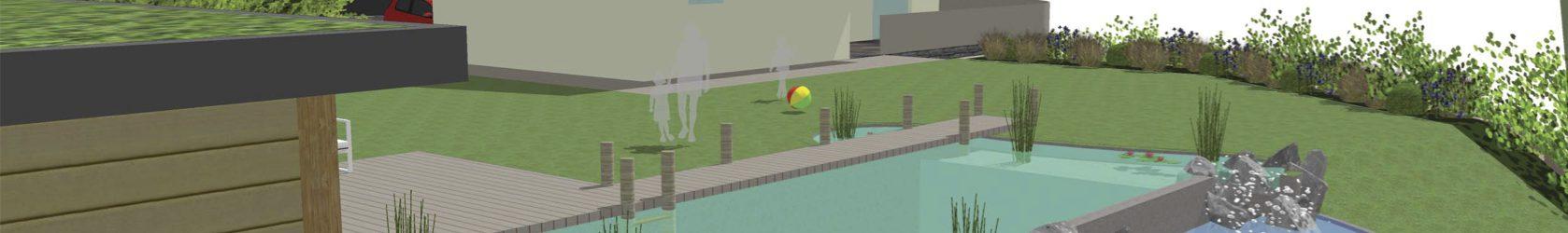 projet de piscine naturelle en savoie aquatech sas. Black Bedroom Furniture Sets. Home Design Ideas